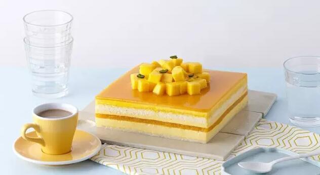 奶油蛋糕奶图片