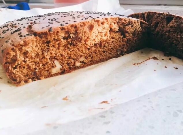 绵软香甜的枣糕