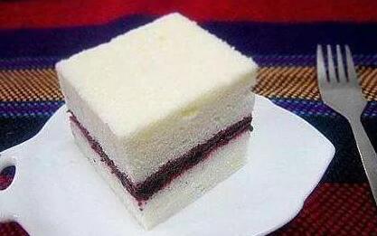低脂豆腐蛋糕做法