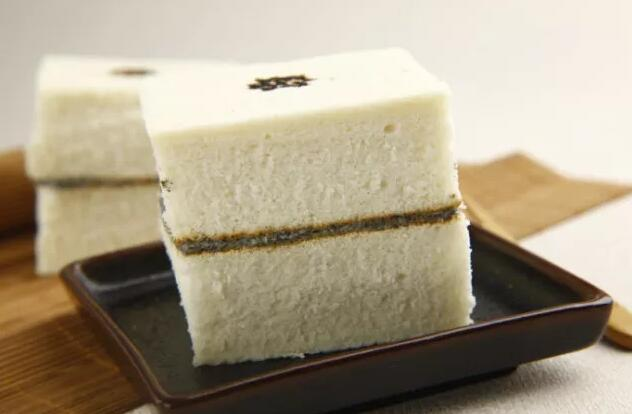 低脂豆腐蛋糕做法图