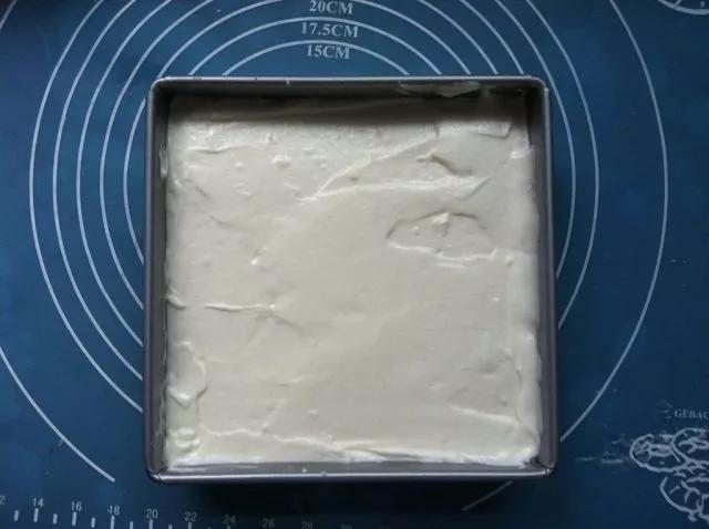 低脂豆腐蛋糕做法图六