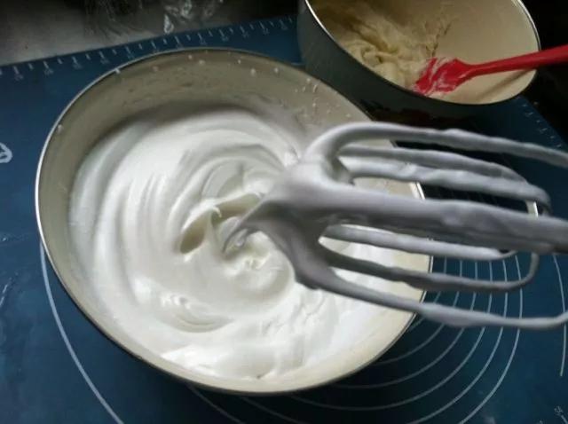 低脂豆腐蛋糕做法图四